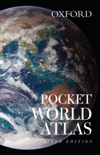 Pocket World Atlas  6th edition cover