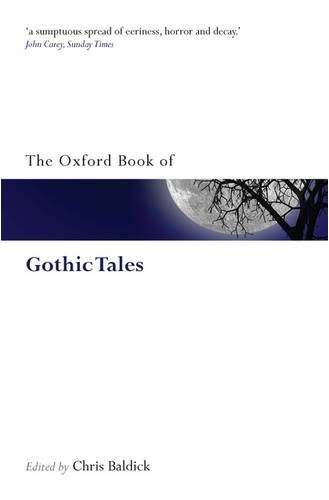 Oxford Book of Gothic Tales  2nd 2009 edition cover
