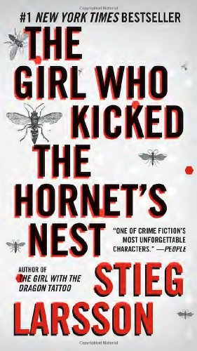 Girl Who Kicked the Hornet's Nest   2012 9780307742537 Front Cover