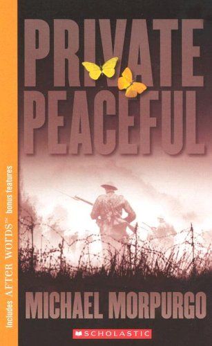 Private Peaceful   2004 edition cover