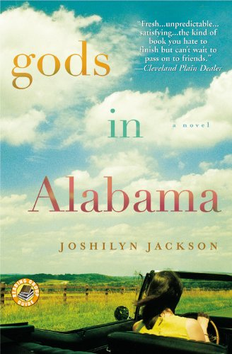 Gods in Alabama  N/A 9780446694537 Front Cover