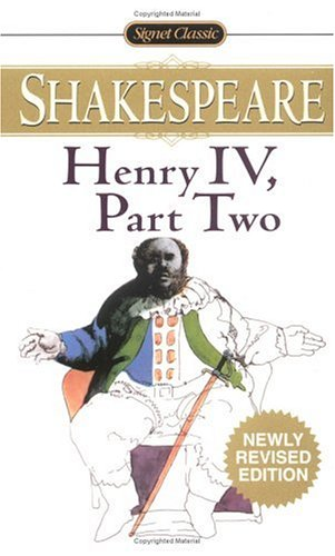 Henry IV   2002 edition cover