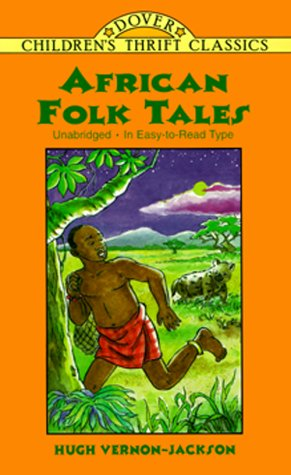 African Folk Tales   1999 edition cover