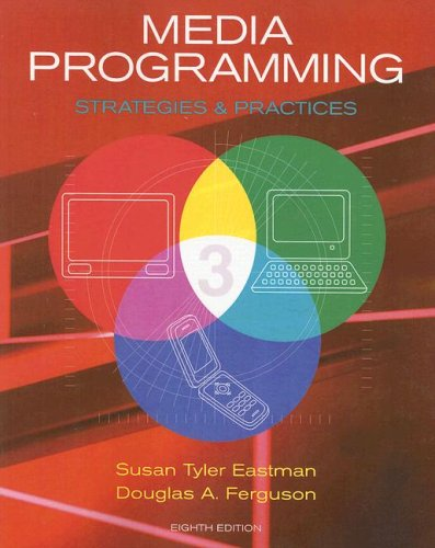 Media Programming Strategies and Practices 8th 2009 edition cover