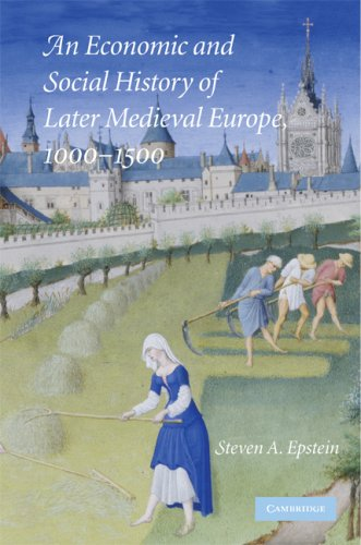 Economic and Social History of Later Medieval Europe, 1000-1500   2009 edition cover