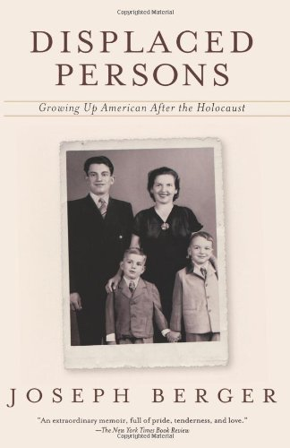 Displaced Persons Growing up American after the Holocaust  2002 edition cover