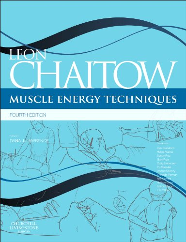 Muscle Energy Techniques  4th 2013 edition cover