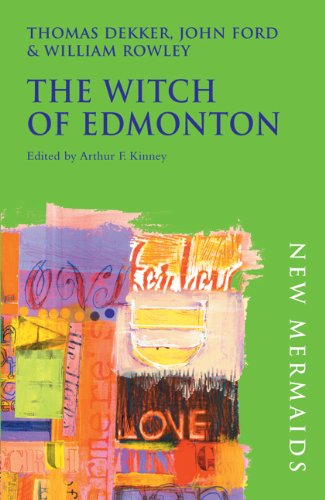 Witch of Edmonton   1998 edition cover