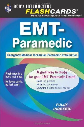 EMT-Paramedic Premium  N/A 9780738603537 Front Cover