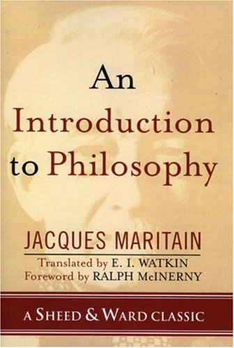 Introduction to Philosophy   2005 edition cover