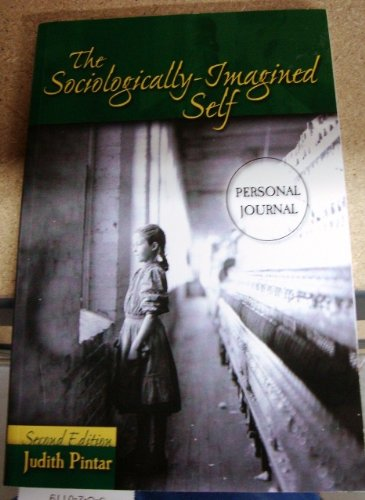 SOCIOLOGICALLY-IMAGINED SELF-J N/A 9780757512537 Front Cover