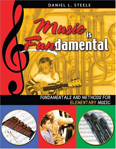 Music Is Fundamental 1st 9780757525537 Front Cover