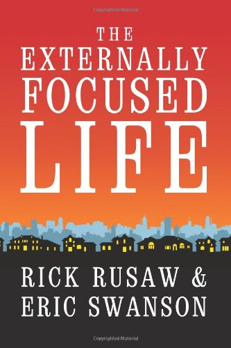 Externally Focused Life   2009 9780764439537 Front Cover