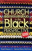 Church Administration in the Black Perspective  2003 (Revised) edition cover