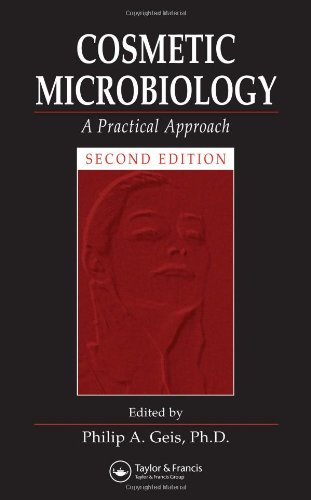 Cosmetic Microbiology A Practical Approach 2nd 2006 (Revised) 9780849314537 Front Cover