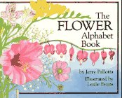 Flower Alphabet Book  N/A 9780881064537 Front Cover
