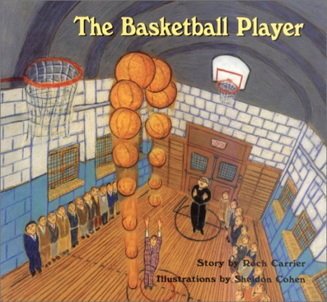 Basketball Player   2001 9780887765537 Front Cover