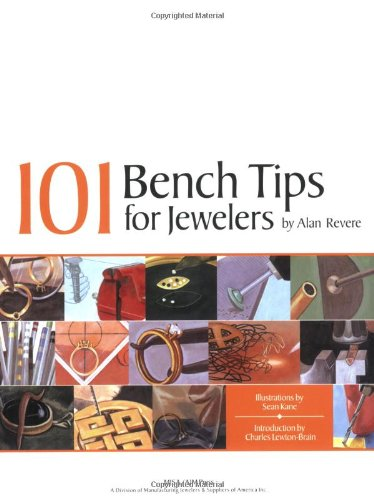 101 Bench Tips for Jewelers  2004 edition cover