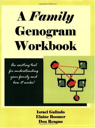 Family Genogram Workbook An Exciting Tool for Understanding your Family and How it Works  2006 edition cover