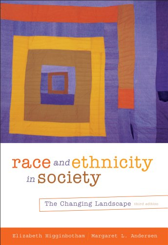 Race and Ethnicity in Society The Changing Landscape 3rd 2012 edition cover