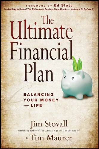 Ultimate Financial Plan Balancing Your Money and Life  2011 edition cover