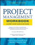 Project Management Workbook and PMP/CAPM Exam  11th 2013 edition cover
