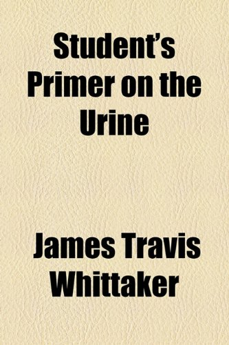 Student's Primer on the Urine  2010 edition cover