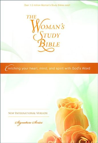 Woman's Study Bible   2013 9781401676537 Front Cover