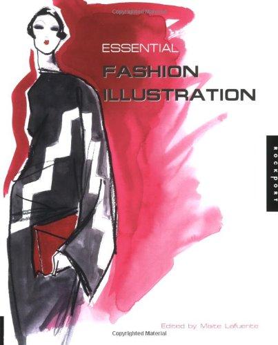 Essential Fashion Illustration   2006 edition cover