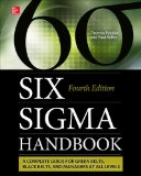 The Six Sigma Handbook:   2014 edition cover