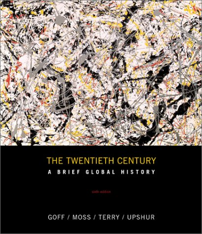 Twentieth Century A Brief History 6th 2002 (Revised) edition cover
