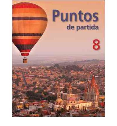 Puntos de partida: An Invitation to Spanish  2008 9780073325538 Front Cover