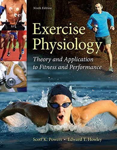 Exercise Physiology Theory and Application to Fitness and Performance 9th 2015 9780073523538 Front Cover