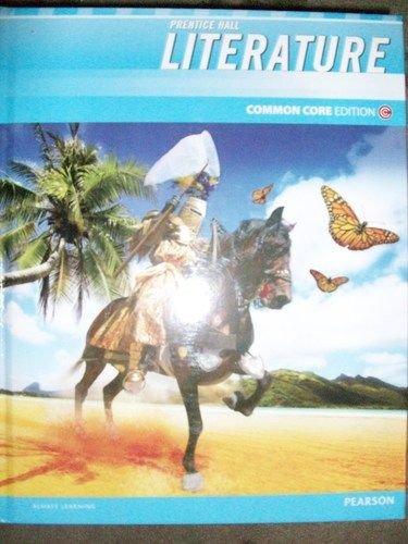 Literature: Common Core Grade 7 1st 2012 edition cover