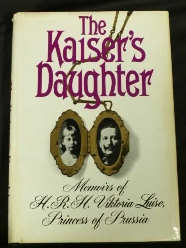 Kaiser's Daughter  1977 9780135146538 Front Cover