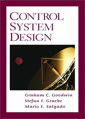 Control System Design   2001 edition cover