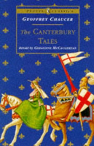 Canterbury Tales   1996 (Abridged) edition cover