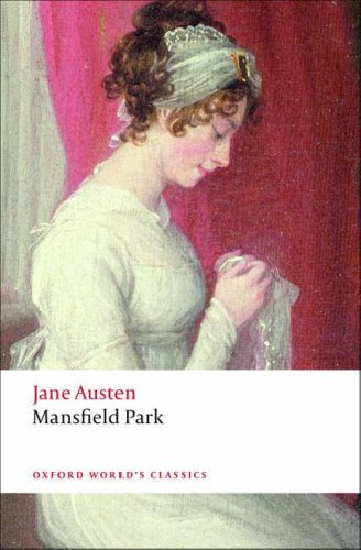 Mansfield Park  2nd 2008 edition cover