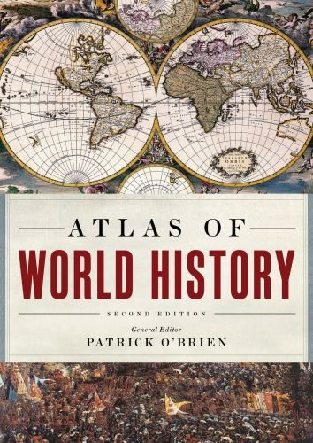 Atlas of World History  2nd 2010 edition cover