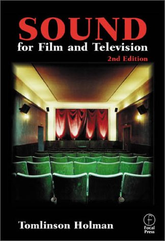 Sound for Film and Television  2nd 2001 (Revised) edition cover