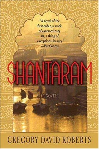 Shantaram  N/A 9780312330538 Front Cover