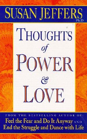 Thoughts of Power and Love N/A edition cover