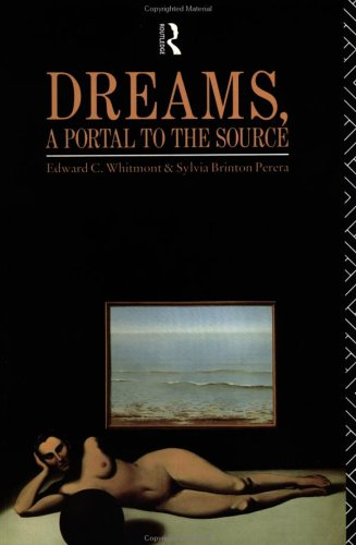 Dreams A Portal to the Source  1991 edition cover