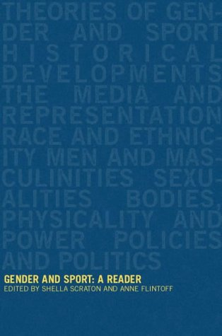 Gender and Sport A Reader  2001 edition cover