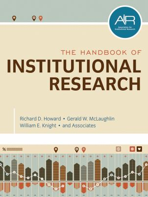 Handbook of Institutional Research   2012 edition cover