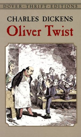 Oliver Twist   2002 9780486424538 Front Cover