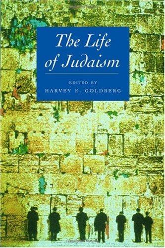 Life of Judaism   2001 edition cover