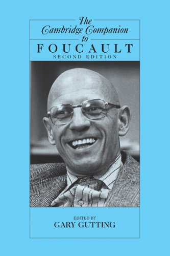 Cambridge Companion to Foucault  2nd 2006 (Revised) 9780521600538 Front Cover