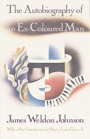 Autobiography of an Ex-Coloured Man  N/A edition cover