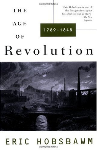 Age of Revolution, 1789-1848  N/A edition cover
